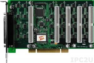 PIO-D144LU PCI адаптер дискретного ввода-вывода 144 канала TTL