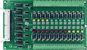 DB-24P Выносная плата 24 дискретных входов AC/DC с изоляцией, совместима с Opto-22