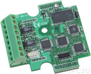 X561 Модуль Flash-памяти 64 Мб и 3xRS-232, для I-7188XA/XB/XG/EX/EG
