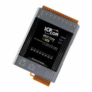 PET-7258 Модуль ввода, 8 каналов дискретного ввода AC/DC, PoE