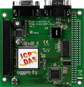 PCM-CAN100-D PCI-104 1-портовый адаптер интерфейса CAN