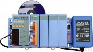 IKIT-20 I-8417 + I-8055 + IsaGraf-80