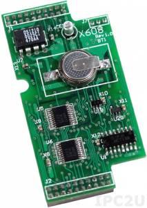 X608 Модуль SRAM-памяти 512 кб с питанием от батареи для I-7188XA/XB/XC/EX