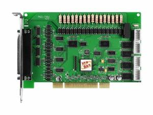 PISO-730U-5V Universal PCI адаптер 16DI, 16DO с гальванической изоляцией, 16DI, 16DO TTL без изоляции
