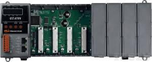 ET-87P8 Корзина расширения для модулей I-87K, 8 слотов расширения, интерфейс Ethernet , протокол DCON, технология VxСomm