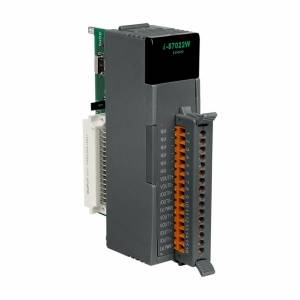 I-87022W Высокопрофильный модуль вывода, 2 канала аналогового вывода, 12-бит, последовательная шина