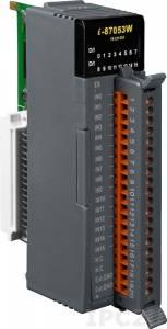 I-87053W-E5 Высокопрофильный модуль дискретного 16-канального ввода с изоляцией