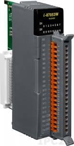 I-87053W-A5 Высокопрофильный модуль дискретного 16-канального ввода с изоляцией