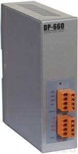 DP-660 Промышленный блок питания, 65 Вт, 24 В DC/2.5 А и 5 В DC/ 0.5 А