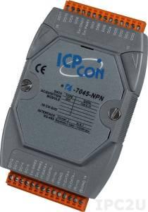 I-7045-NPN Модуль вывода, 16 каналов дискретного вывода, c изоляцией до 3750 В