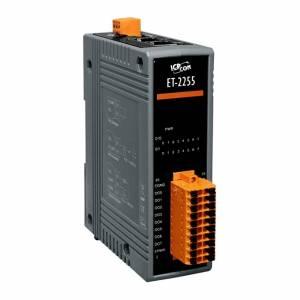 ET-2255 Модуль ввода-вывода, 8 каналов дискретного ввода, 8 каналов дискретного вывода