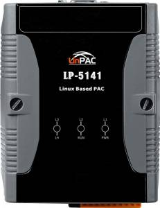 LP-5141-EN PC-совместимый промышленный контроллер Intel PXA270 520МГц, 128Mб SDRAM, 64Mб Flash, VGA, 2xRS-232, 1xRS-485, 2xEthernet,1xUSB, Linux 2.6.19