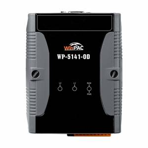 WP-5141-OD-EN PC-совместимый промышленный контроллер PXA270 520МГц, 128Mб SDRAM, 64Mб Flash, VGA, 2xRS-232, 1xRS-485, 2xEthernet, Audio In/Out, Win CE 5.0