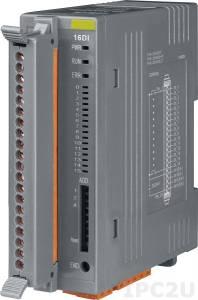 FR-2053HT Модуль ввода, 16-каналов дискретного ввода, клеммная колодка, FRnet