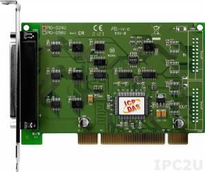 PIO-D24U Universal PCI адаптер дискретного ввода-вывода 24 канала TTL
