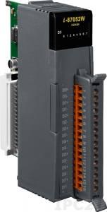 I-87052W Высокопрофильный модуль дискретного дифференциального ввода с изоляцией