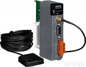 I-87211W 2-канальный модуль дискретного вывода, GPS-приемник, 1 PPS выход