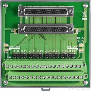 DN-RTD-M Плата ввода-вывода для RTD, 8 каналов DO, RoHS, до 50В