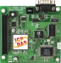 PCM-CPM100-D PCI-104 1-портовый адаптер интерфейса CAN, протокол CANopen
