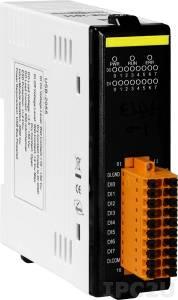 USB-2055 Модуль ввода-вывода, 8 каналов дискретного ввода с изоляцией, 8 каналов дискретного вывода с изоляцией, USB