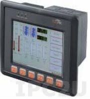VP-25W6-EN Промышленный панельный контроллер ViewPAC, 5.7' TFT LCD с сенсорным экраном, Intel PXA 270 520МГц, 128 Мб SDRAM, 96 Мб Flash, Ethernet, Win CE 5.0, InduSoft, Isagraf 3.5