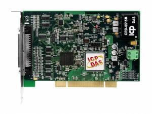 PCI-2602U Многофункциональный адаптер Universal PCI, 16SE/8D каналов аналогового ввода, FIFO, 2 канала аналогового вывода, 32DIO
