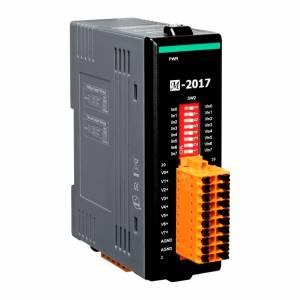 M-2017 8-канальный модуль аналогового ввода с изоляцией