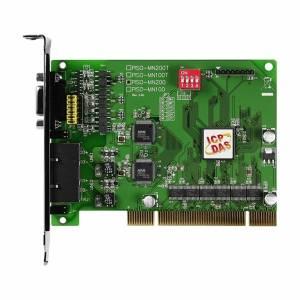 PISO-MN200 PCI адаптер контроля движения, 2 канала Motionnet Master, RJ-45 x 2