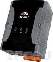 WP-5146-EN PC-совместимый промышленный контроллер PXA270 520МГц, 128Mб SDRAM, 64Mб Flash, VGA, 2xRS-232, 1xRS-485, 2xEthernet, Windows CE 5.0, 4 слота расширения, ISaGRAF & Indusoft
