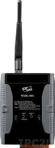 WISE-5801 Web-программируемый контроллер, 16-bit CPU, 768 кб SRAM, 512 Кб Flash, поддержка I-7000 /M-7000/ плат XW, Modbus TCP Slave, Modbus RTU Master, поддержка SMS