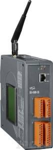 GD-4500D-2G PC-совместимый промышленный контроллер 80МГц c GPRS/GSM, 512кб Flash, 512кб SRAM, 2xRS232, 1xRS485, Ethernet, 8xAI, 3xDI, 3xDO, MiniOS7, LCD индикация, пластиковый корпус