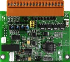 XV310 Плата ввода-вывода, 4 канала AI, 2 канала AO, 4 канала DI, 4 канала DO, изоляция, для VPD (кроме VPD-130/VPD-130N)
