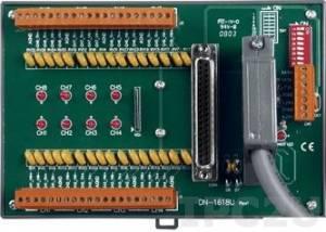 DN-1618UB 8-канальная выносная плата с изоляцией для подключения датчиков вибрации