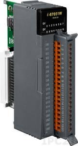 I-87051W Высокопрофильный модуль дискретного ввода