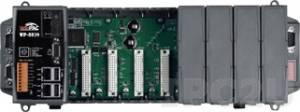 WP-8839-EN PC-совместимый промышленный контроллер PXA270 520МГц, 128Mб SDRAM, 128Mб Flash, 2xRS-232, 1xRS-485, 1xRS-232/485, 2xEthernet, 8 слотов расширения, Win CE 5.0, Indusoft 300 тегов