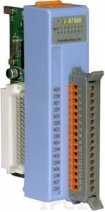 I-87069 8-канальный модуль дискретного вывода с фото МОП реле, последовательная шина