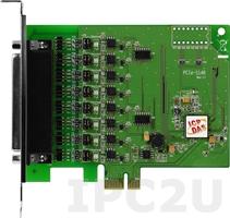 PCIe-S148 PCI Express адаптер 8xRS-422/485 921.6кбод