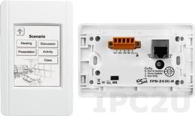 """TPD-283U-H Панель HMI высокоскоростная, сенсорный экран 2.8"""", Ethernet (10/100 Мбит/с), RS-485, USB, RTC, PoE"""