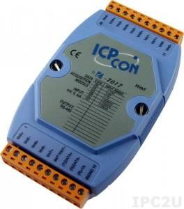 I-7017 Модуль ввода, 8 каналов аналогового ввода
