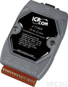 I-7530A Конвертер RS-232/422/485 в CAN, изоляция, NXP 82C250