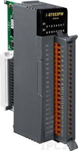 I-87053PW Высокопрофильный модуль дискретного ввода с изоляцией
