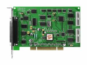 PIO-821LU Многофункциональный адаптер Universal PCI, 16SE/8D каналов АЦП, 1 канал ЦАП, 16DI, 16DO, таймер
