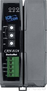 CAN-8124 Корзина расширения для модулей I-8K, I-87K, 1 слот расширения, интерфейс CAN, протокол DeviceNet