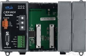 CAN-8424 Корзина расширения для модулей I-8K, I-87K, 4 слота расширения, интерфейс CAN, протокол DeviceNet