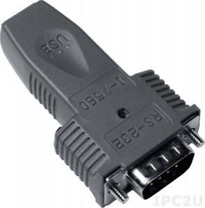 I-7560 Конвертер USB в RS-232, кабель CA-USB18 1.8 м, драйверы до Win 7