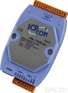 I-7188EF-016 PC-совместимый промышленный контроллер 40МГц, 512кб Flash, 512кб SRAM, Ethernet, 1xRS232, 1xRS485, FRnet