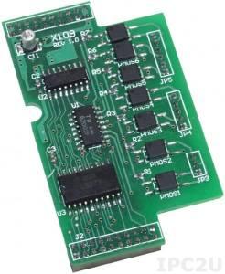 X109 7-канальный модуль дискретного вывода с фотоМОП реле для I-7188XB/EX