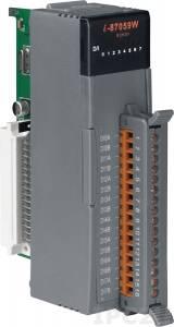 I-87059W Высокопрофильный модуль дискретного высоковольтного ввода с изоляцией
