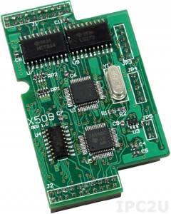 X509 Модуль расширения 2xRS-232, 4 DI,4 DO, для I-7188XB/EX