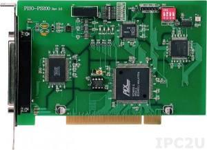 PISO-PS200 PCI адаптер двухкоординатного управления сервоприводом и шаговыми двигателями